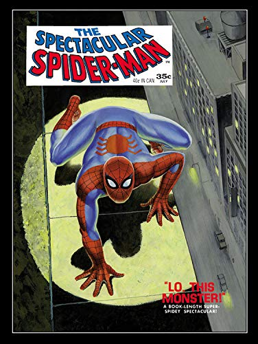 SPECTACULAR SPIDER-MAN TP – LO THIS MONSTER