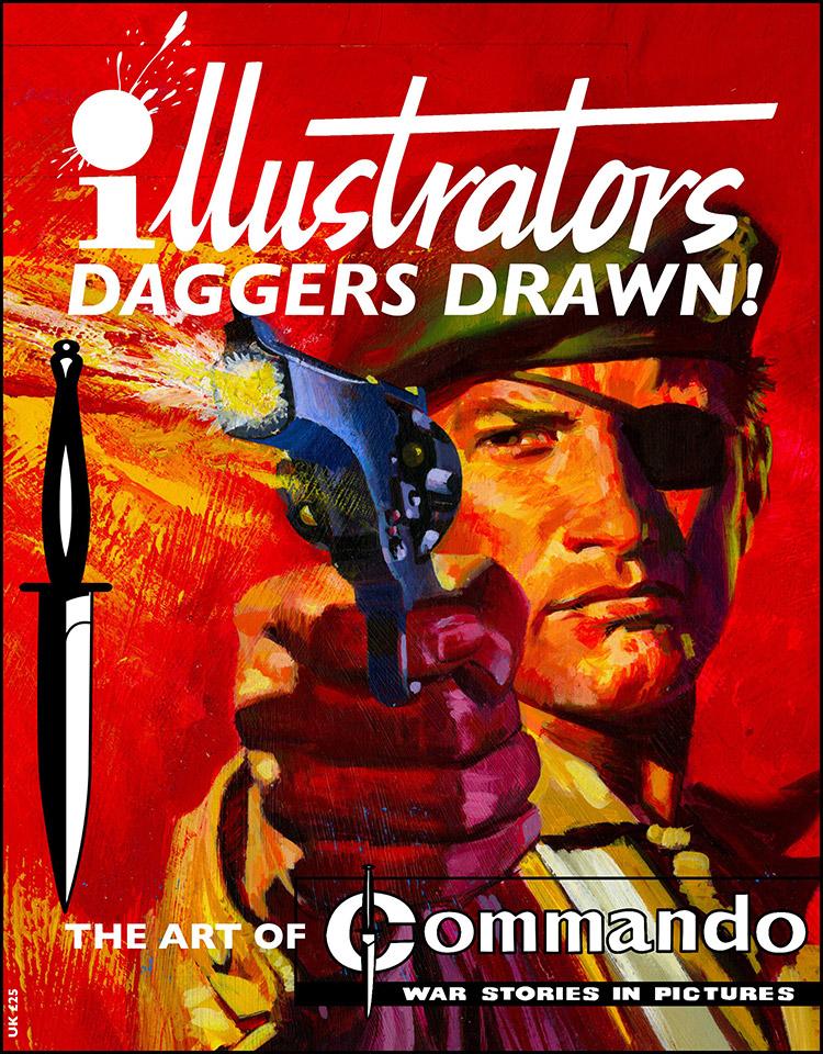 ILLUSTRATORS SPECIAL #5 – ART OF COMMANDO COMICS