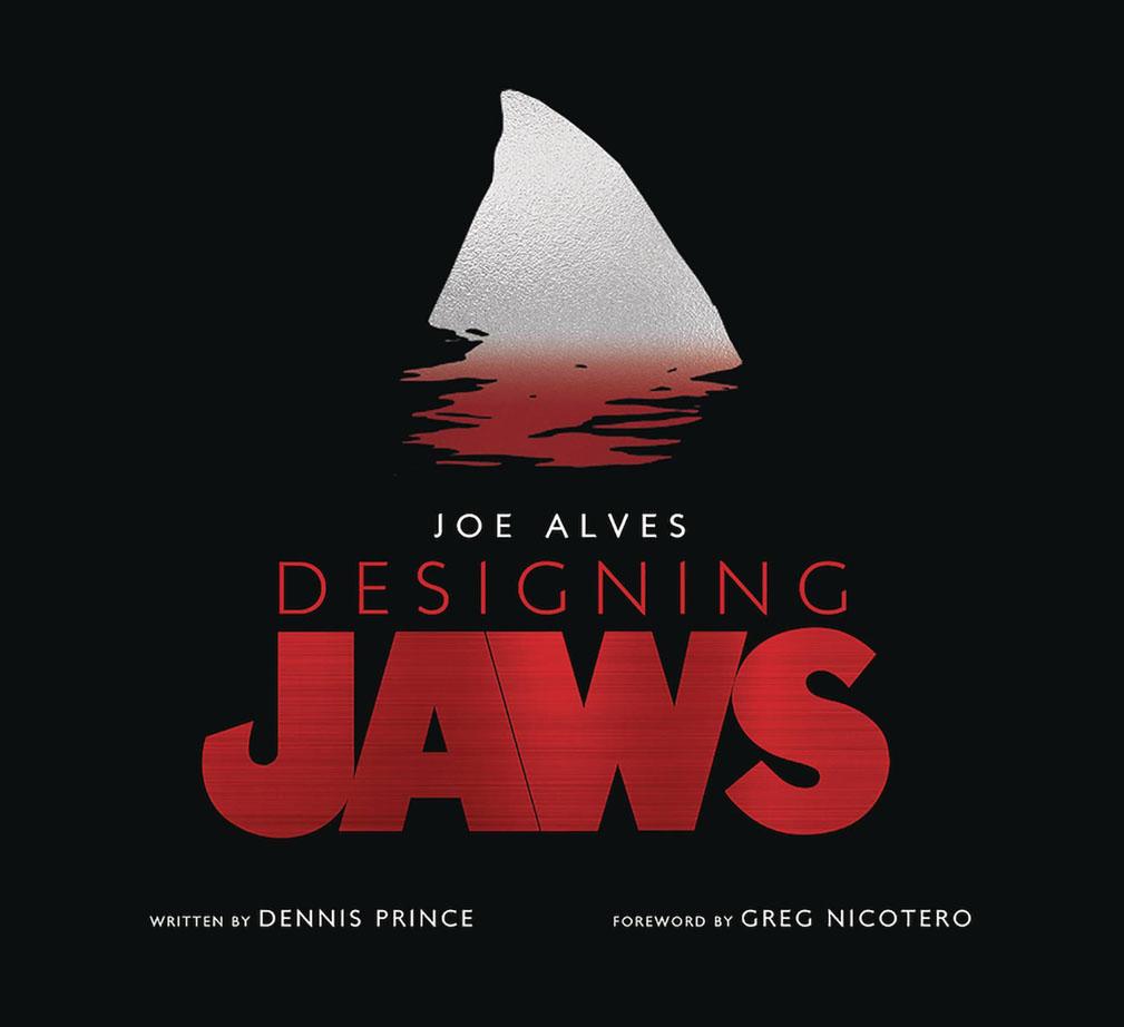 JOE ALVES – DESIGNING JAWS HC