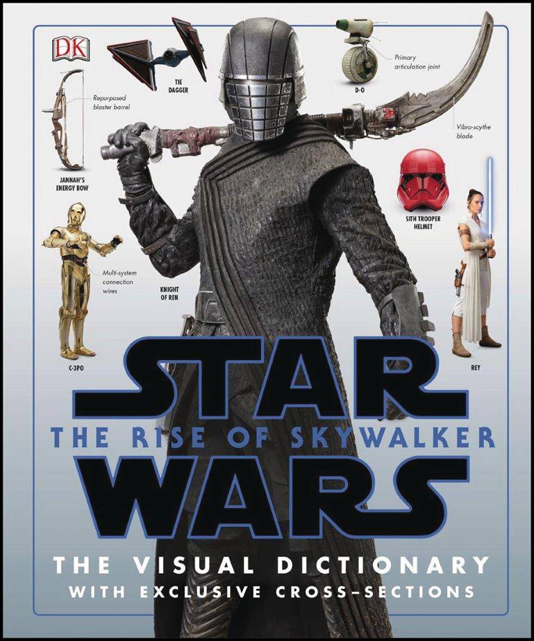 STAR WARS – RISE OF SKYWALKER VISUAL DICTIONARY HC