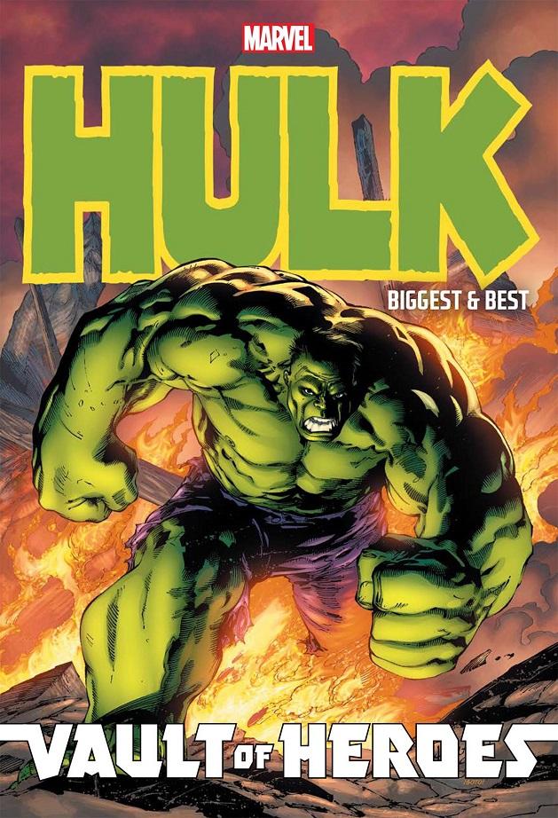MARVEL VAULT OF HEROES – HULK BIGGEST & BEST TP