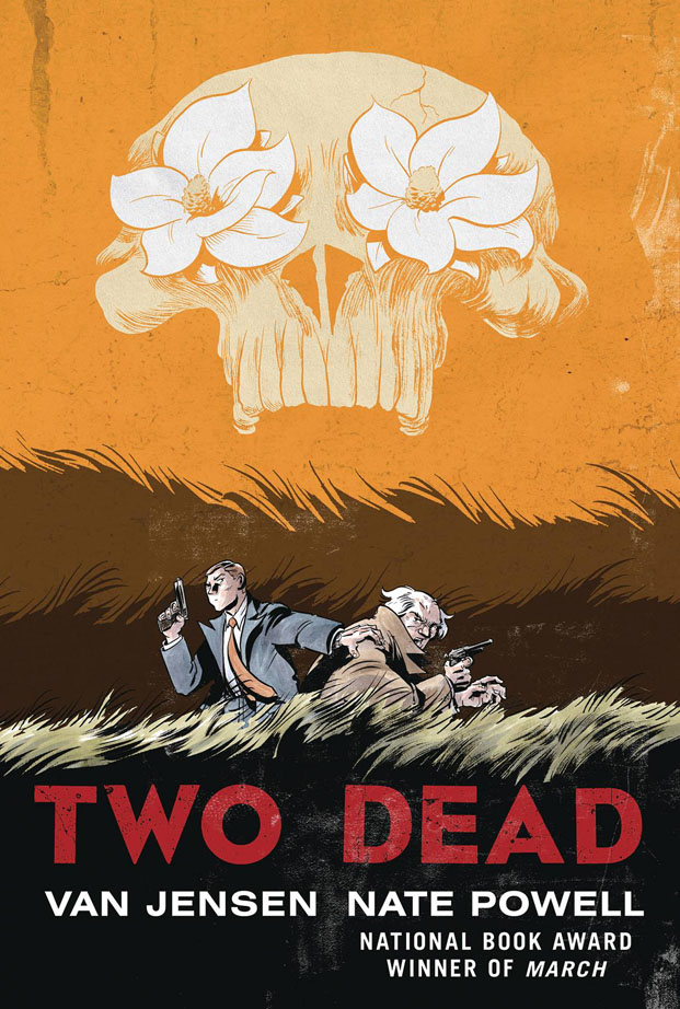 TWO DEAD GN
