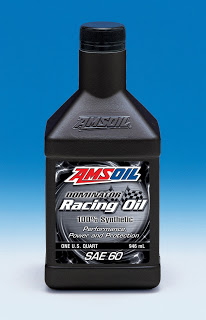 AMSOIL DOMINATOR SAE 60 Synthetic Racing Oil