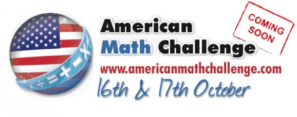 SAVE THE DATE American Math Challenge October 16 & 17th, 2012