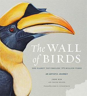 The Wall of Birds book cover