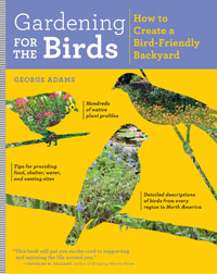 Book cover: Gardening for the Birds