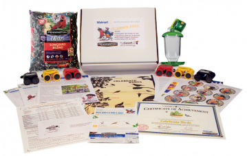Adopt-A-School Celebrate Birds Kit