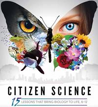 New citizen science book edited by Cornell Lab educators