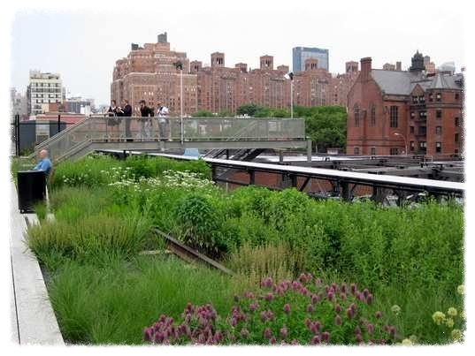 NYC Highline Park