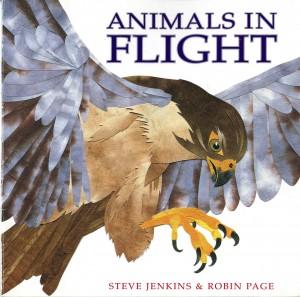 Animals in Flight book