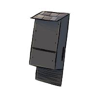 New bat house icon in YardMap