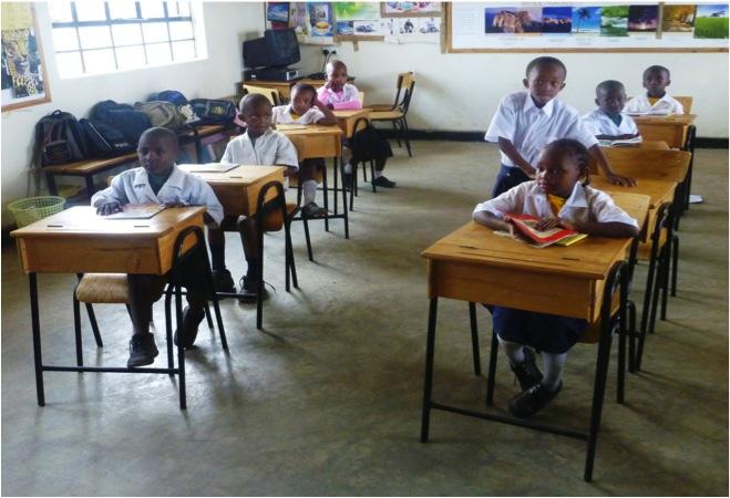 BDA classroom