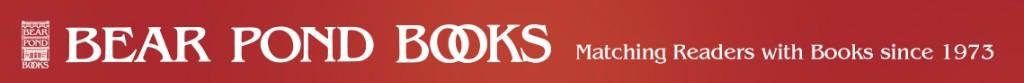 Bear Pond Books header