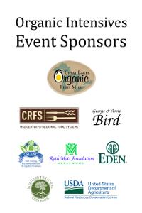 organic intensives sponsors