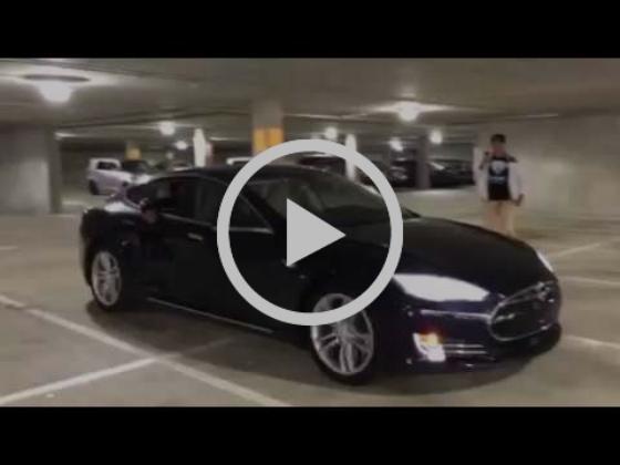Mind Controlled Tesla at CalHacks - Teslapathic