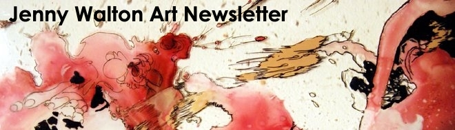 Jenny Walton Art Newsletter Sign Up
