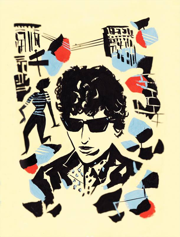 Undercover Presents, Bob Dylan Highway 61 Revisited