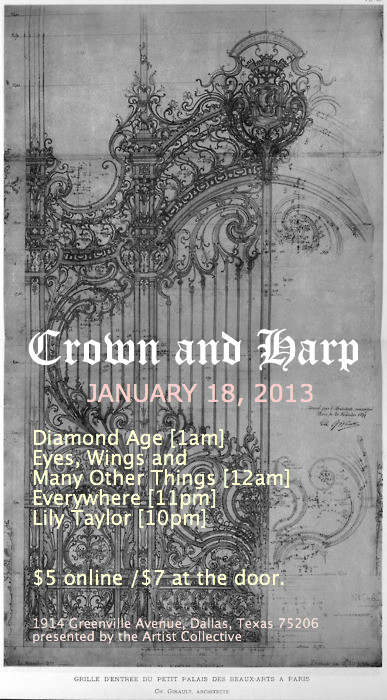 Crown and Harp