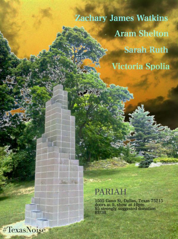 Victoria Spolia at PARIAH 10/1