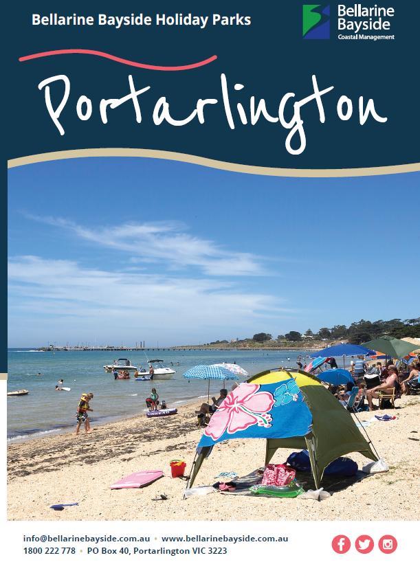 Port brochure