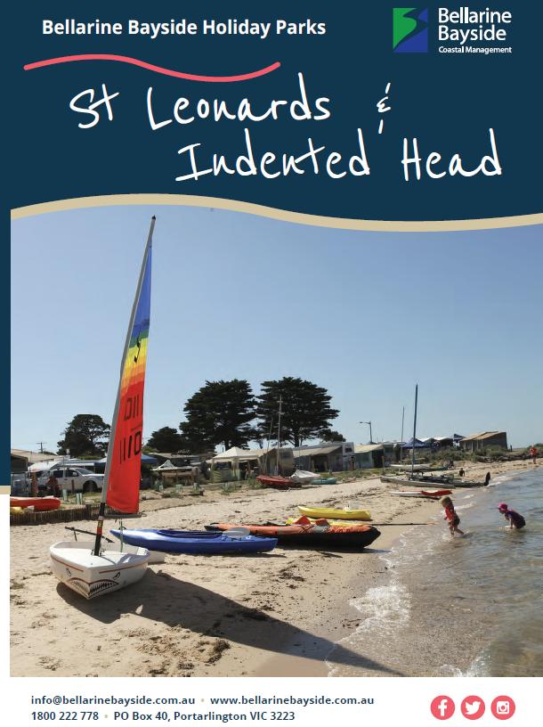 St Leonards brochure