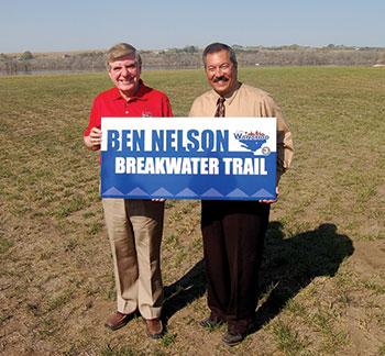 Ben Nelson & John Miyoshi
