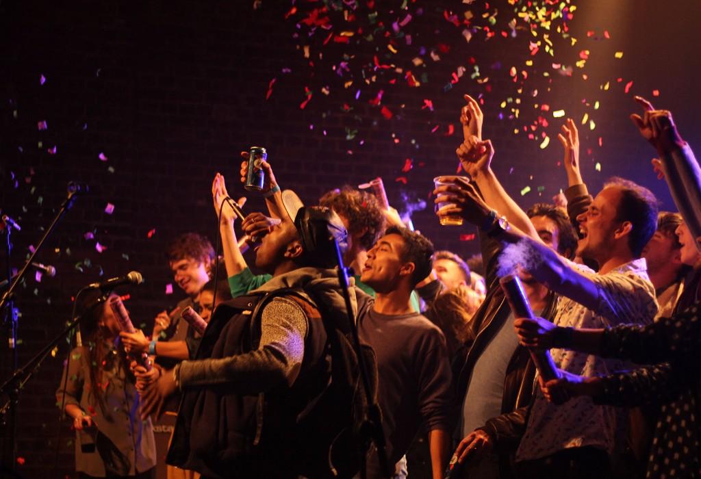 New Year World Rock Festival by Zoe Klinck