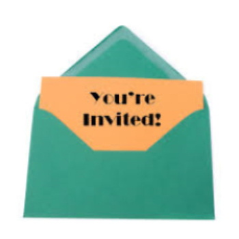 You're Invited Image