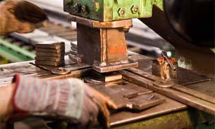 Plate Fabrication | Portland Bolt