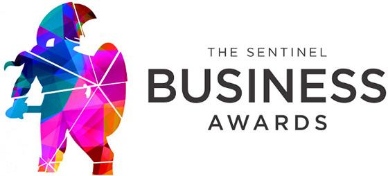 The Sentinel Business Awards logo