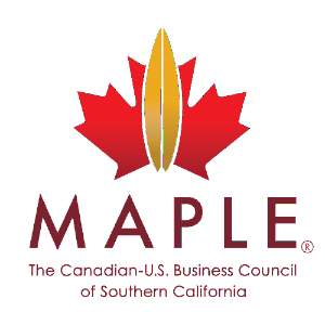 MAPLE - The Canadian-U.S. Business Council of Southern California Winter Networking Receptions @ Bella Vista Social Club & Caffe