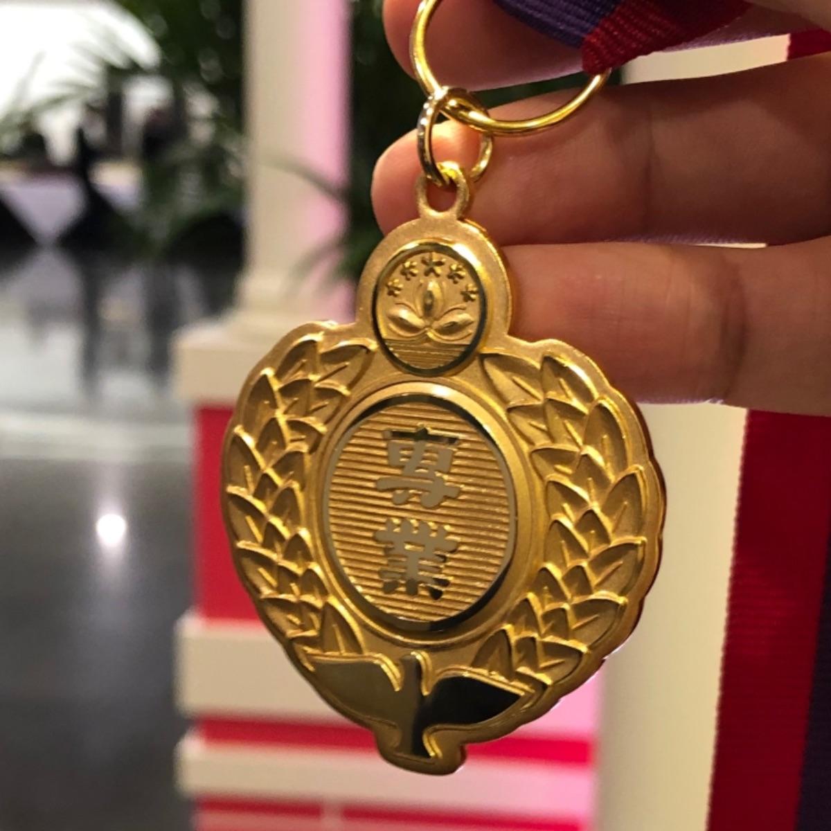 Professional Merit Medal