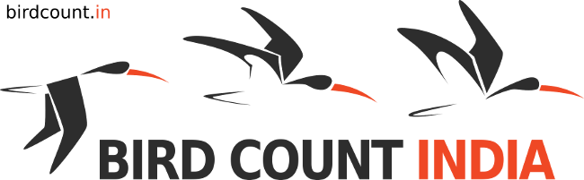 Bird Count India logo