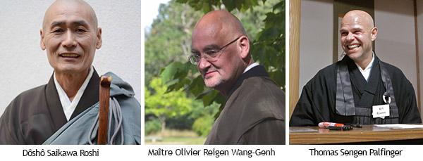 Ma^tre Saikawa, Maître Olivier Wang-Genh, Thomas Sengen
