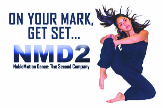 NMD2 Presents On Your Mark, Get Set…