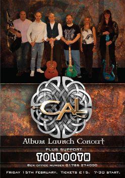 Cal Album Launch