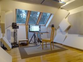 Studio control area
