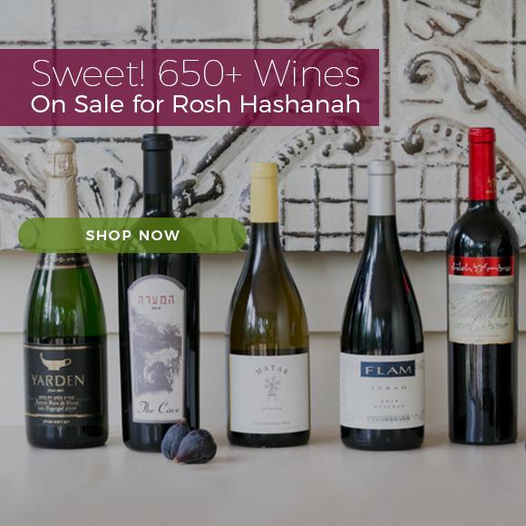 Shop Kosher Wines for Rosh Hashanah!