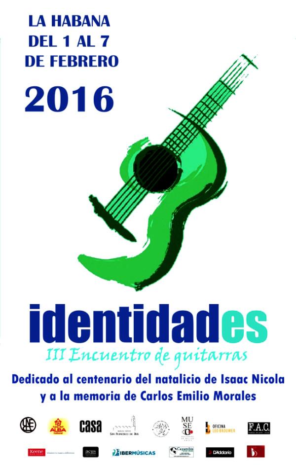 Identidades Festival Poster