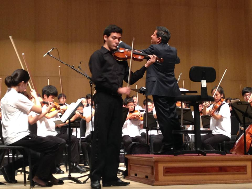 Robles work premiered in Korea