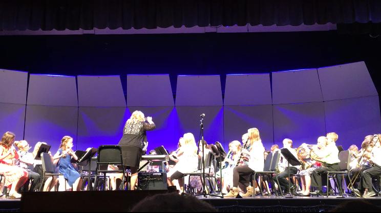 Calvert County Elementary Band