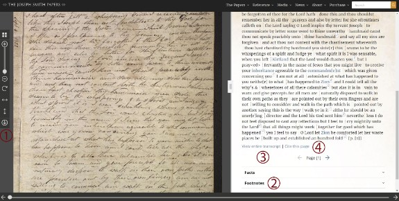 New Document Viewer