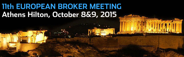 The European Broker Meeting 2015