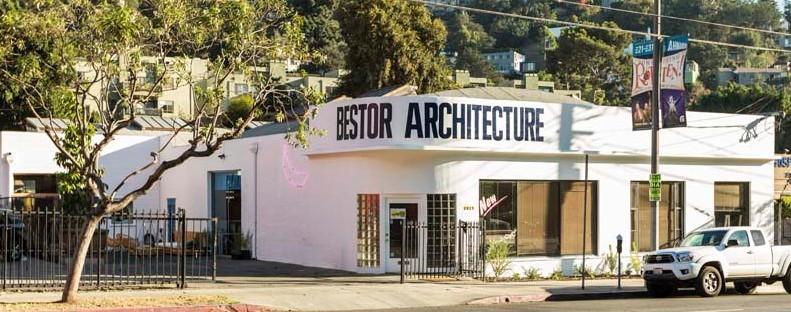 Bestor Architectore office street view