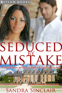 "Cover for ""Seduced By Mistake"""