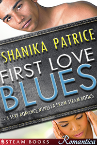 """First Love Blues"" cover"