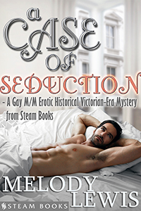 """A Case of Seduction"" cover"