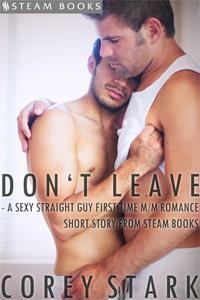 "Cover for ""Don't Leave"""