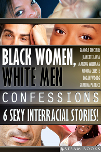 "Cover for ""Black Women, White Men Confessions"""
