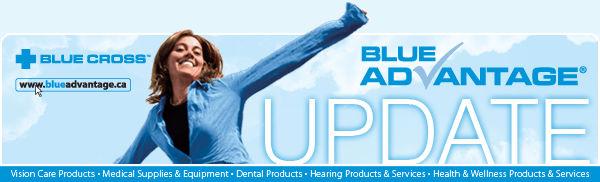 Blue Advantage Update - Savings for Blue Cross Members